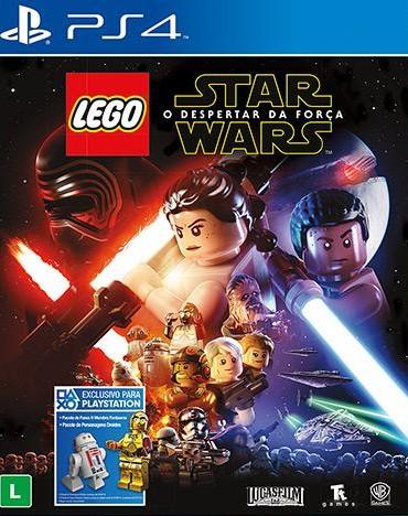 Capa de LEGO Star Wars: O Despertar da Força