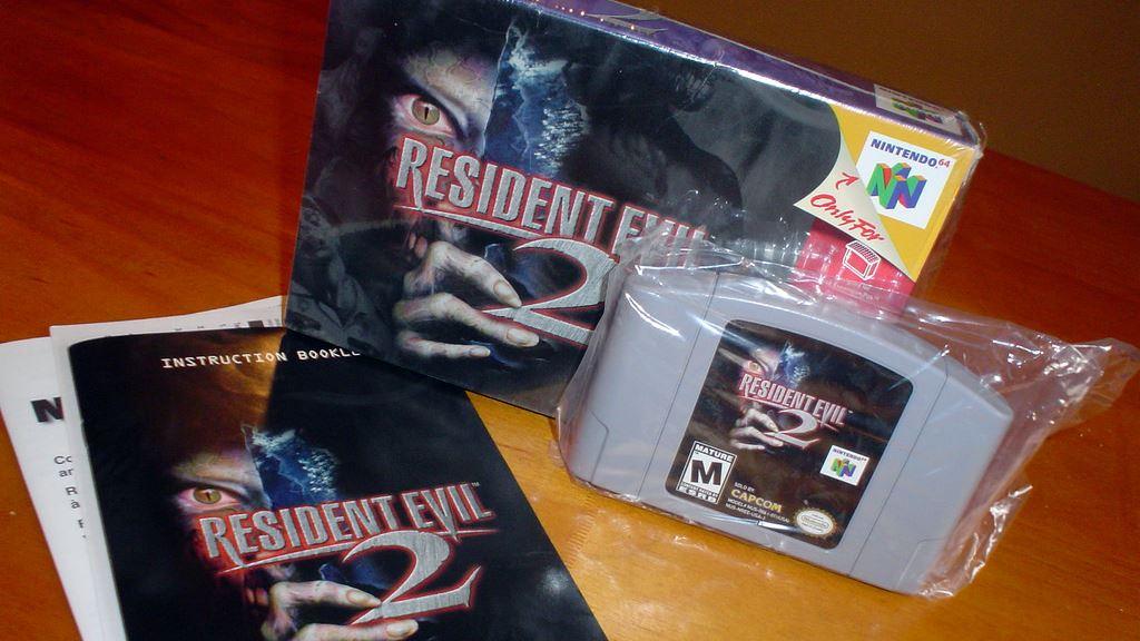Resident Evil 2, o Nintendo 64 e um milagre