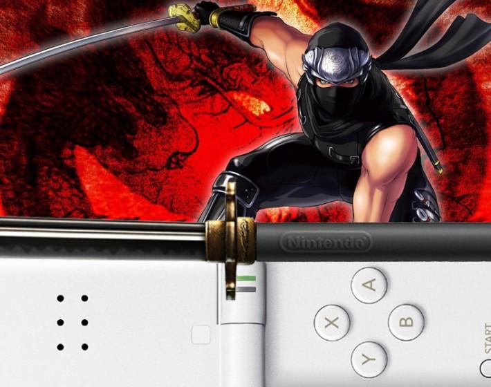 Ninja Gaiden: Dragon Sword – A pena é mais forte que a espada