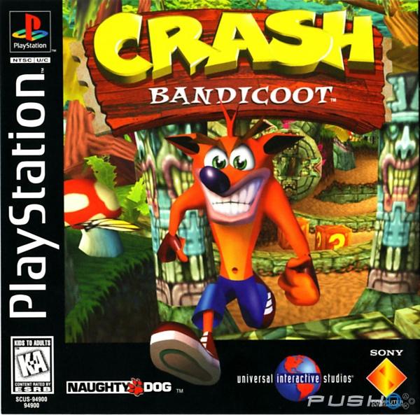Você se lembra de Crash Bandicoot?