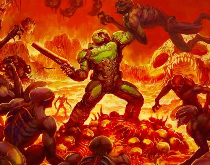 Gameplay: uma viagem ao inferno com Doom