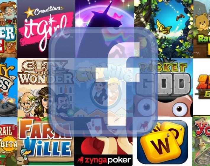O Facebook está voltando para o mundo dos games