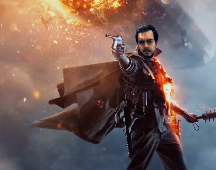 Gameplay: a brutalidade da Primeira Guerra na Beta de Battlefield 1