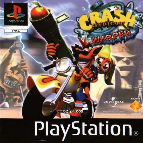 Você se lembra de Crash Bandicoot