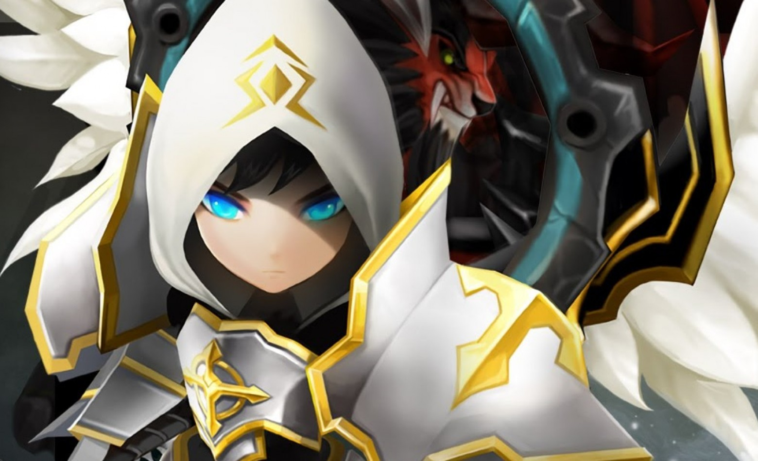 Summoners War: misturando sorte, turnos e raids com o touchscreen
