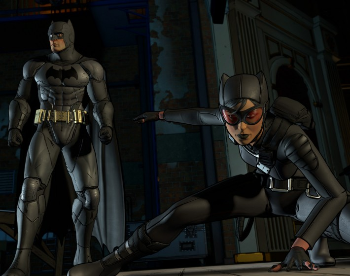 Gameplay – a saga de Bruce Wayne continua em Batman: The Telltale Series