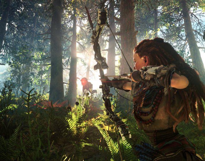 Gameplay – Conhecendo um pouco mais de Horizon: Zero Dawn