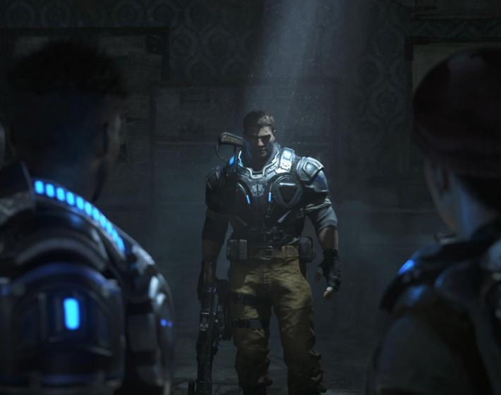 Gameplay: enchendo Michael Bay de orgulho em Gears of War 4