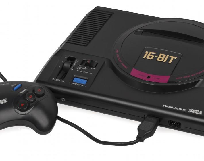 Com suporte a cartuchos, Mega Drive vai ser relançado no Brasil