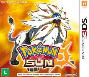 Capa de Pokémon Sun/Moon