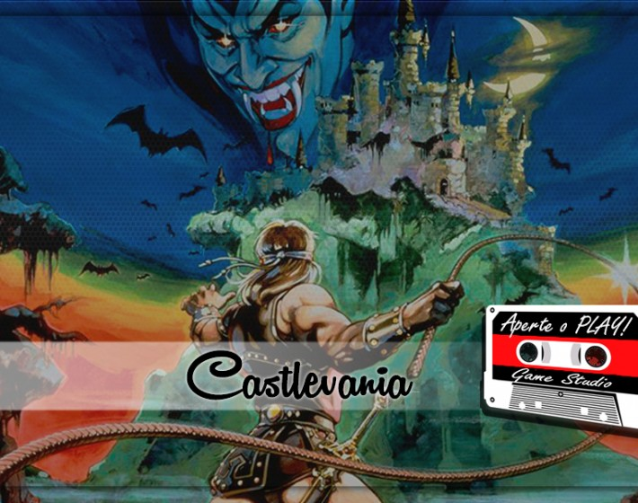 Aperte o PLAY!, Game Studio #09 – Castlevania (Parte 1)