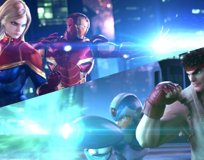 Você está pronto para Marvel Vs Capcom: Infinite?