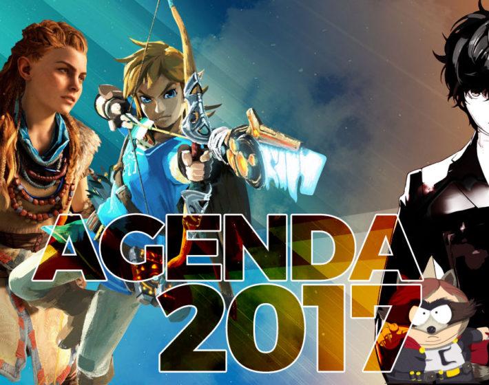 Confira o calendário de lançamentos para 2017