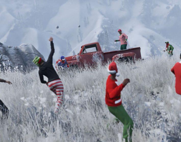 Gameplay – GTA 5 para fechar o ano