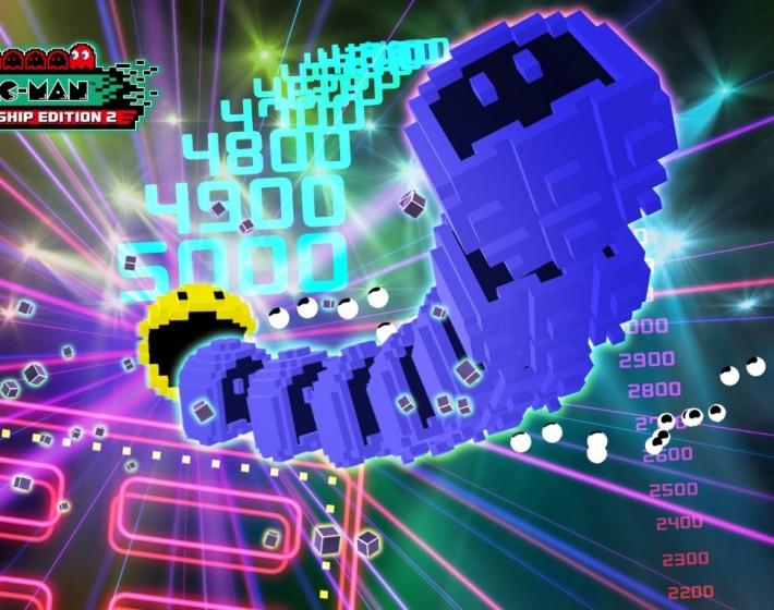 Gameplay: caçando espíritos zombeteiros em Pac-Man Championship Edition 2