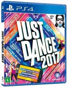 Capa de Just Dance 2017