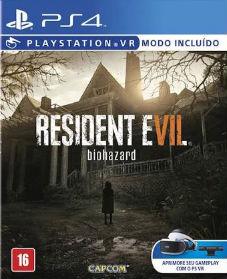 Capa de Resident Evil 7