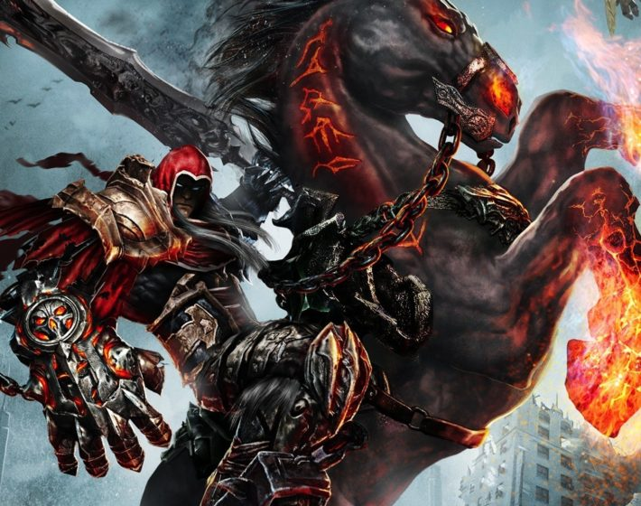 Gameplay: entrando no apocalipse de Darksiders