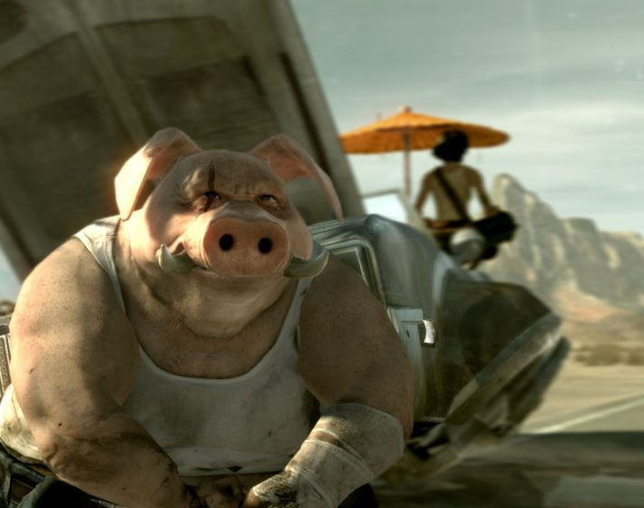 Beyond Good and Evil 2 pode ser exclusivo temporário do Switch