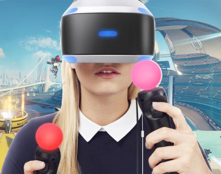 A realidade do Playstation VR