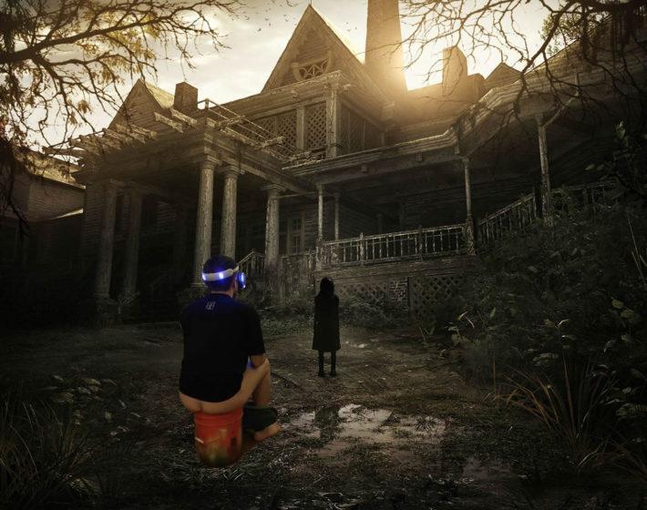 Resident Evil 7 – Isso no VR…