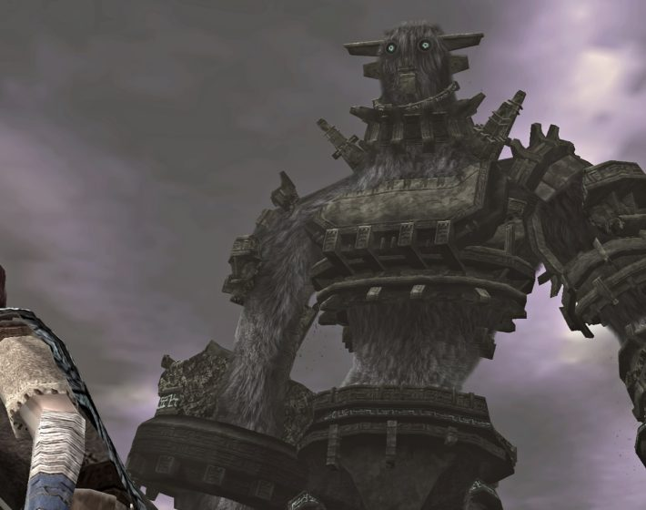 Gameplay: continuando a saga épica de Shadow of the Colossus
