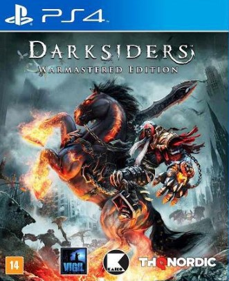 Capa de Darksiders: Warmastered Edition