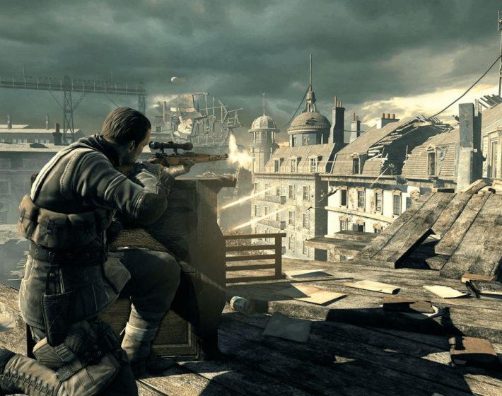 Gameplay: um tiro pode decidir tudo em Sniper Elite 4