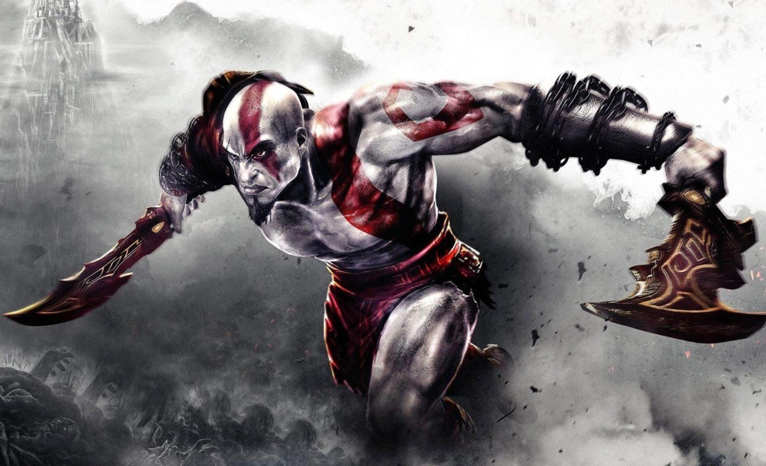 Você se lembra de God of War: Ghost of Sparta?