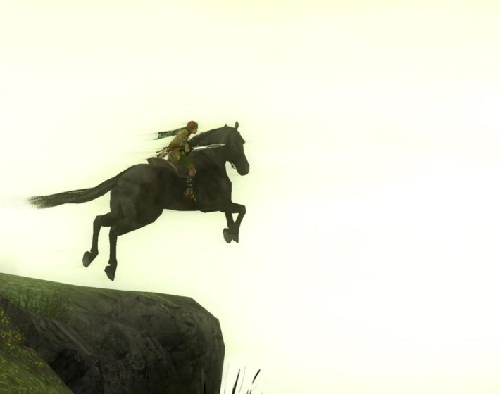 Antes tarde do que nunca: Shadow of the Colossus