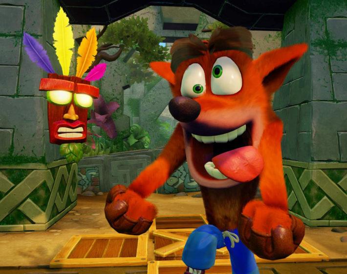 Crash Bandicoot: N'Sane Trilogy chega em junho