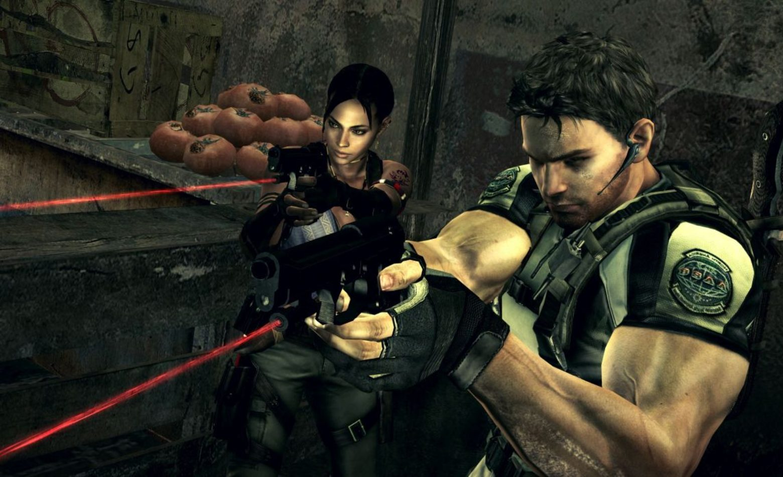 Gameplay – Resident Evil 5 entre amigos