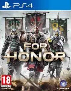 Capa de For Honor