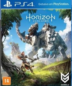 Capa de Horizon: Zero Dawn