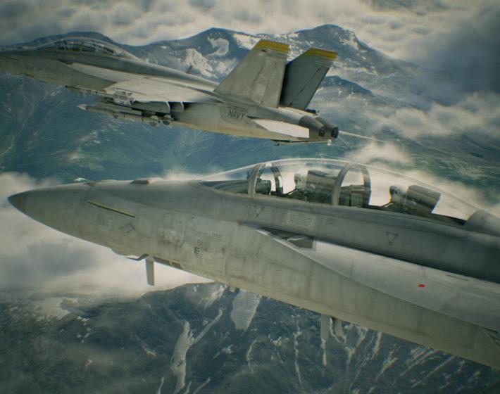 Ace Combat 7: de volta à Zona do Perigo