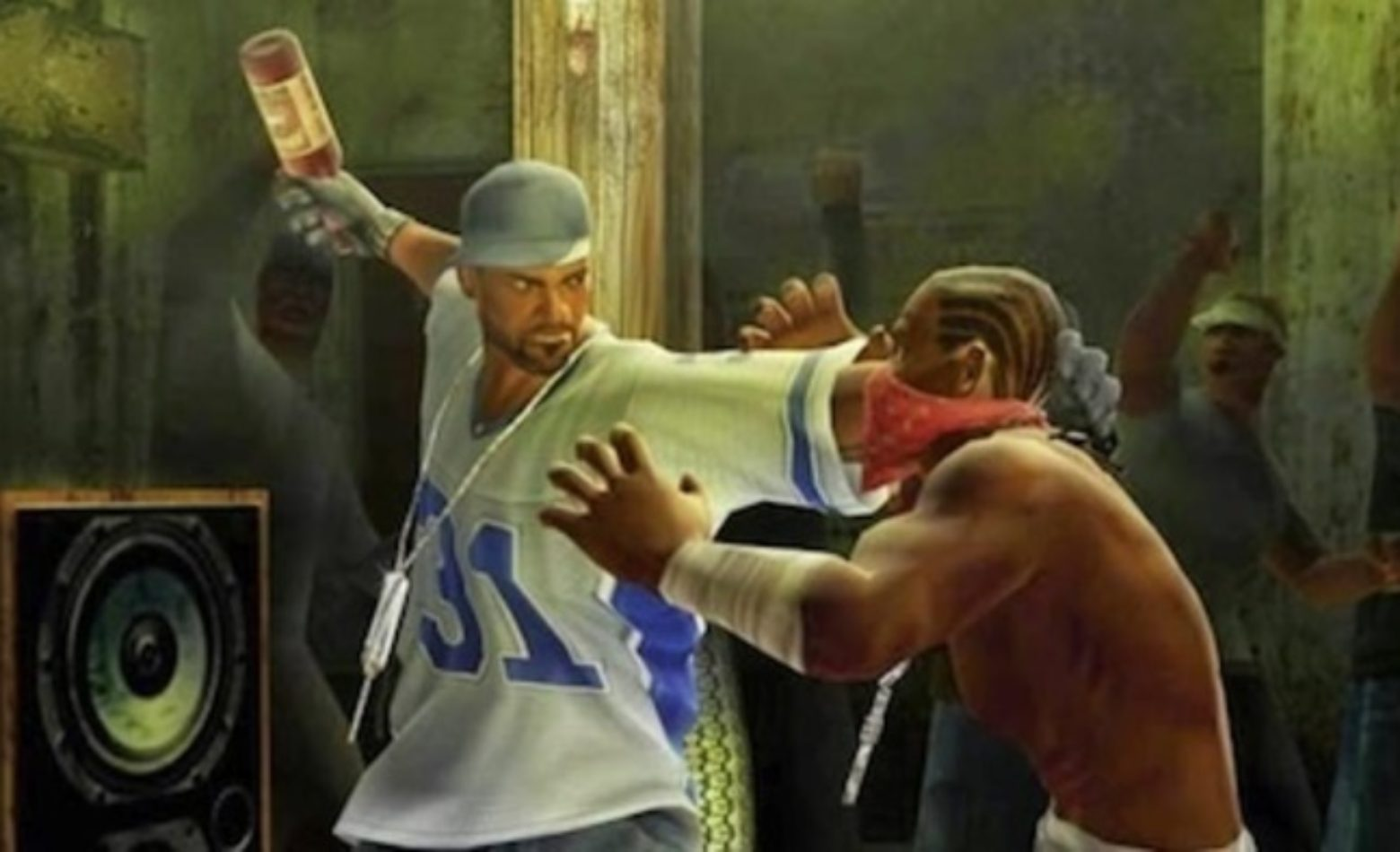 Gameplay – a batalha nada musical de Def Jam: Fight for NY