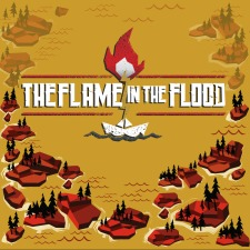 Capa de The Flame in the Flood