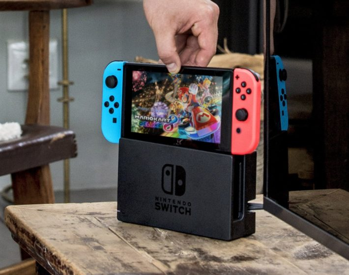 Impressões após duas semanas com o Nintendo Switch