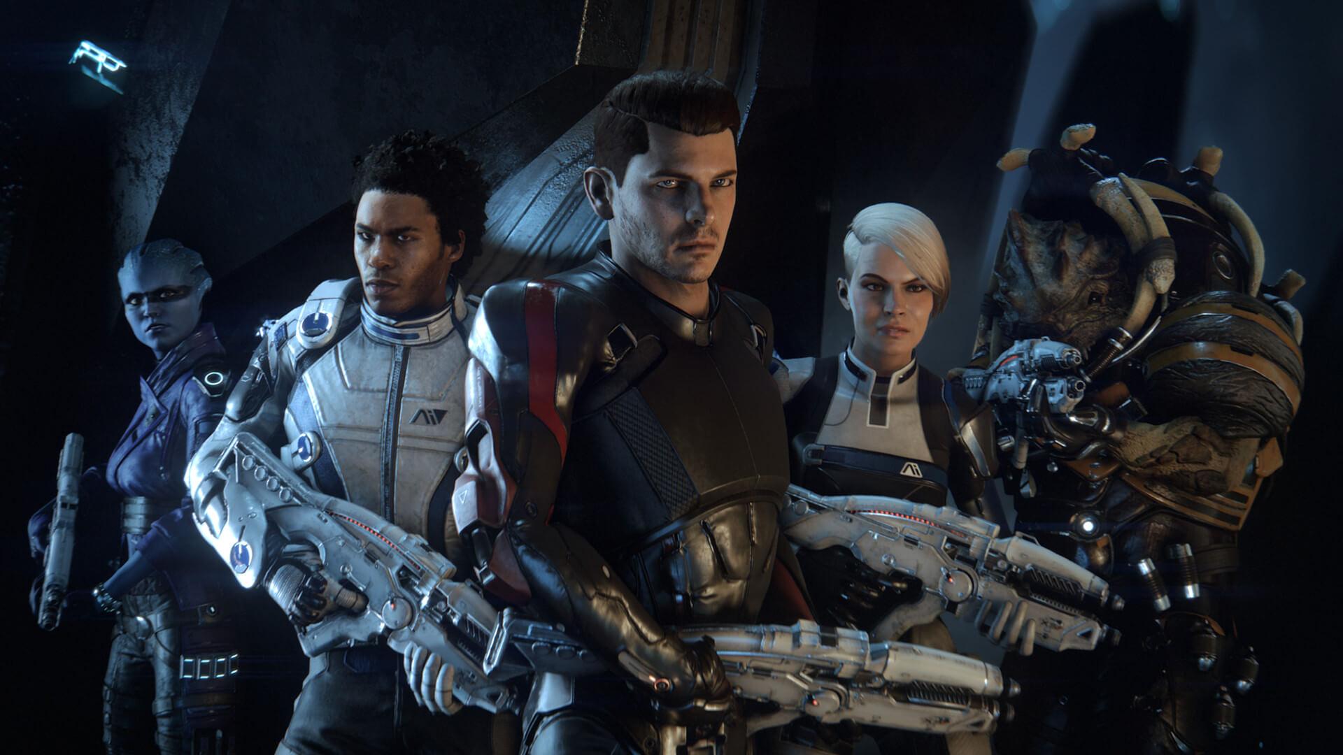 Como os problemas de Mass Effect: Andromeda viraram uma campanha de assédio