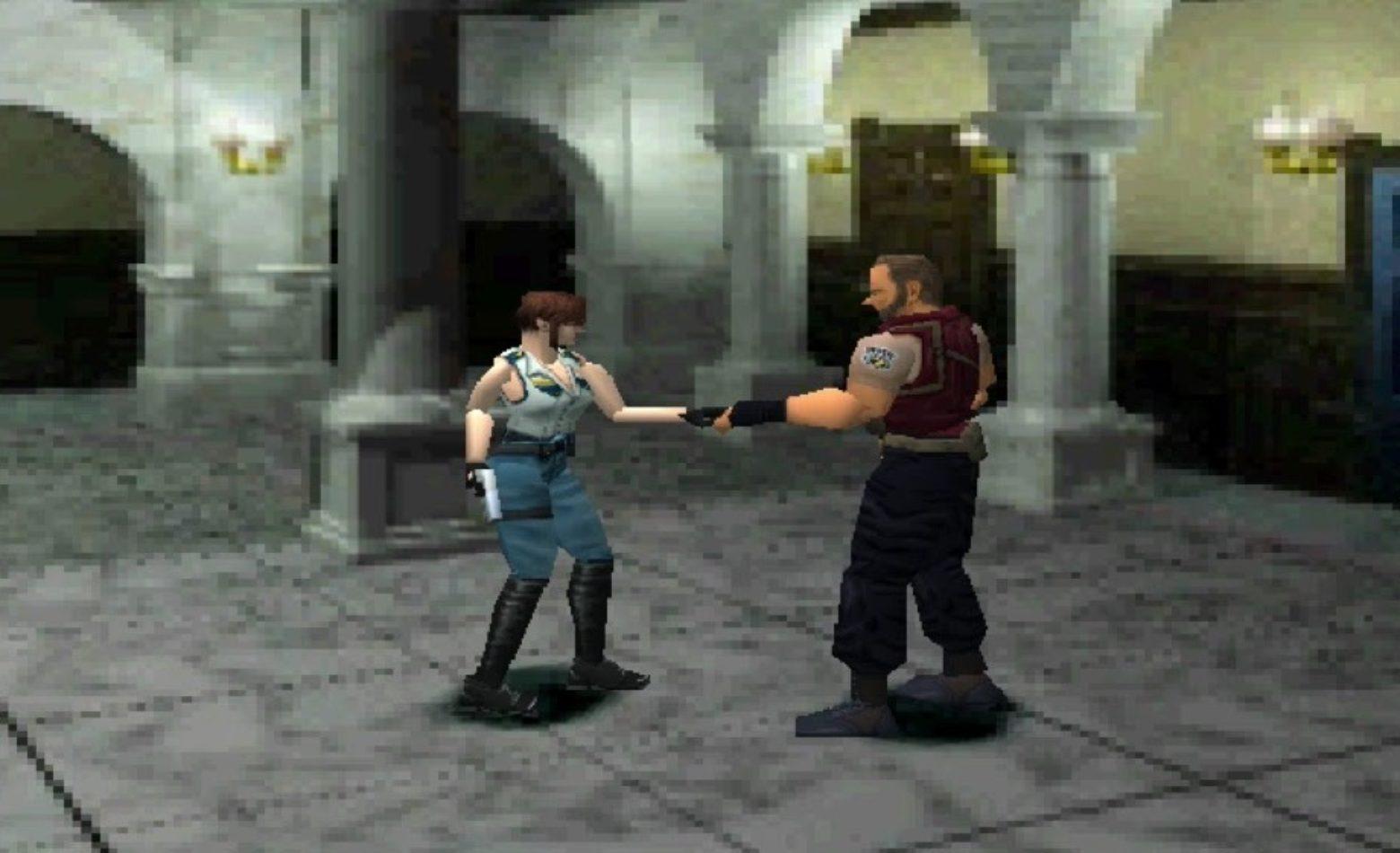 Gameplay: o primeiro Resident Evil, na versão do diretor