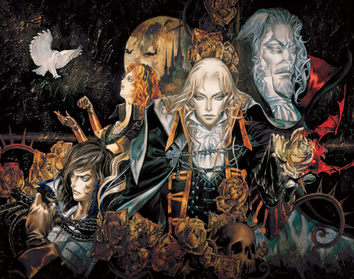 Gameplay – os 20 anos de Castlevania: Symphony of the Night