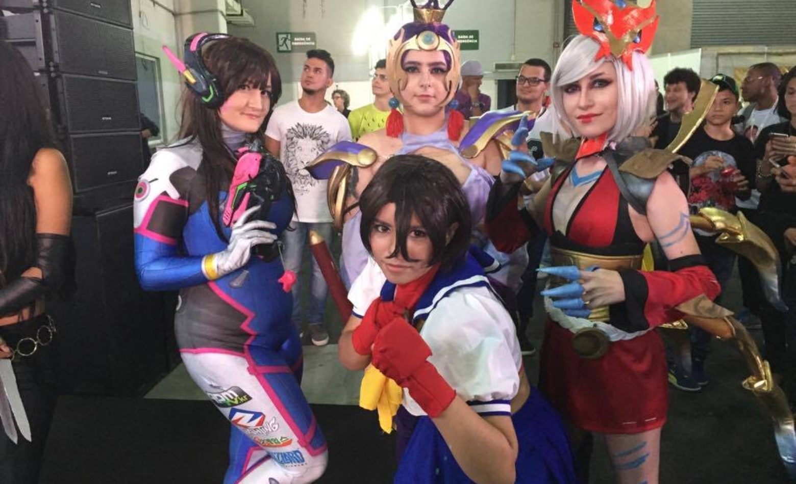 Os melhores cosplays da BGC Rio 2017