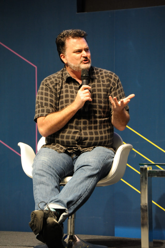 Dentro da mente de Tim Schafer