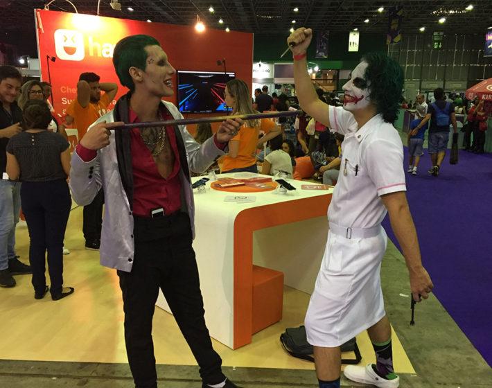 Os cosplays da Geek & Game Rio Festival 2017