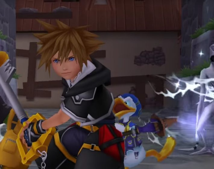 Gameplay: Kingdom Hearts 1.5 + 2.5 HD ReMIX aquecendo corações