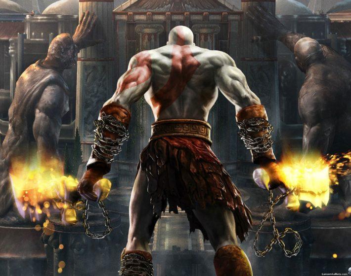 Gameplay – God of War 3 Remastered: quadrado, quadrado e triângulo