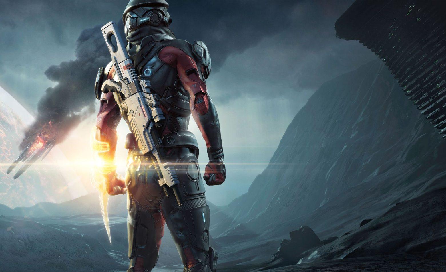 Gameplay: Indo para onde o homem nunca foi em Mass Effect: Andromeda