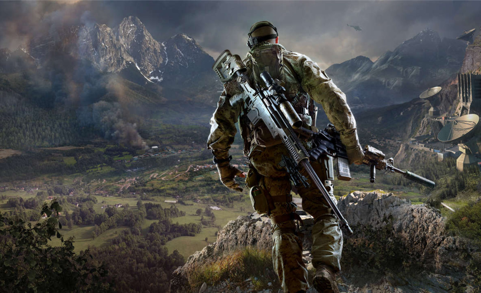 Sniper: Ghost Warrior 3 – um fantasma do campo de batalha