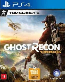 Capa de Tom Clancy's Ghost Recon: Wildlands