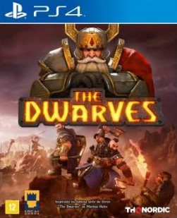 Capa de The Dwarves